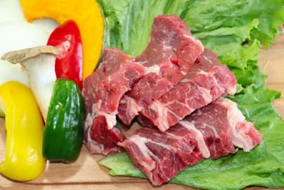 BBQ 国産牛ロースセット